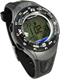 Pyle PFSH1 Digital Fishing Watch with Moon Phases, Tides, Sunrise and Calendar