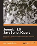 img - for Joomla! 1.5 JavaScript jQuery book / textbook / text book
