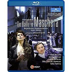 Verdi: Un Ballon In Maschera [Blu-ray]