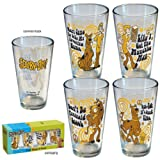 Scooby-Doo Pint Glass Set