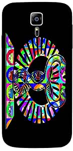 Timpax protective Armor Hard Bumper Back Case Cover. Multicolor printed on 3 Dimensional case with latest & finest graphic design art. Compatible with Samsung Galaxy S-6 / S6 Design No : TDZ-26142