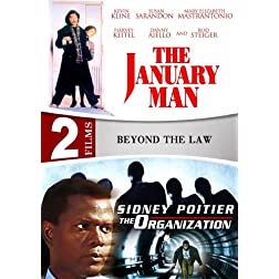 The January Man / The Organization - 2 DVD Set (Amazon.com Exclusive)