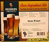 Irish Stout Homebrew Beer Ingredient Kit
