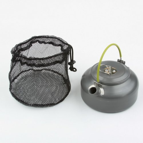 0.8L Outdoor Camping Hiking Kettle Coffee Pot