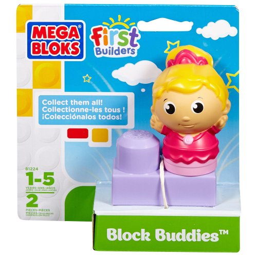 Block Buddies Semi Blind Packs - Lil Ballerina