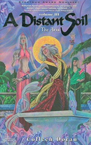 A Distant Soil Volume 3: The Aria: The Aria v. 3