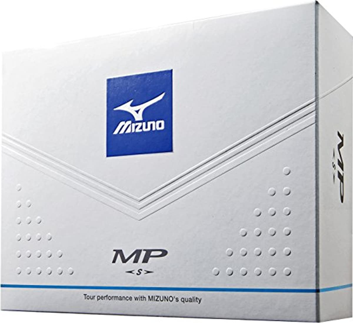 [해외] MIZUNO(미즈노) 골프 볼 MP<S> 1다스(12개 들이) 맨즈 5NJBD83510 (2015-03-20)