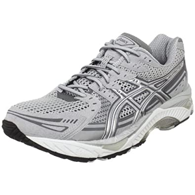 ASICS Men's GEL-Evolution 6 Running Shoe,Graphite/Lightning/Storm,17 M