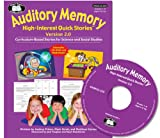 Auditory Memory - Listening High-Interest Quick Stories Software - Super Duper Educational Learning Games for Kids