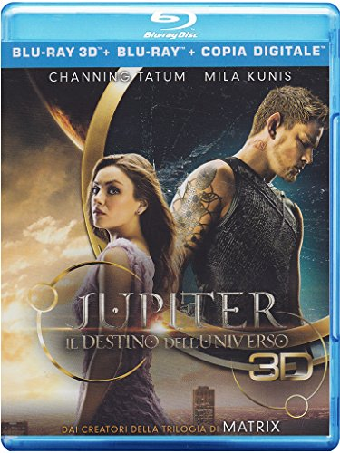 Jupiter Ascending (3D) [3D Blu-ray] [IT Import]