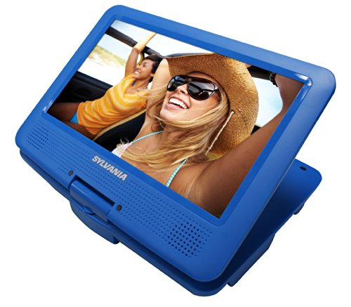 Sylvania 9-Inch Swivel Screen