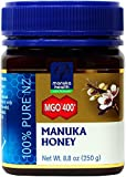 Manuka Health MGO 400 Plus Honey, 8.8 Ounce