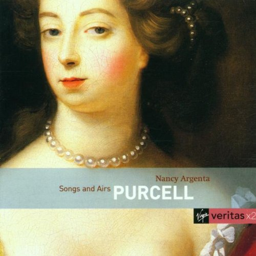 Purcell: Songs & Airs / Argenta, North, Boothby, Nicholson, Toll