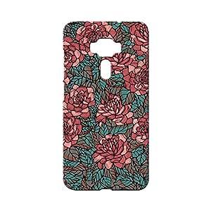 BLUEDIO Designer Printed Back case cover for Asus Zenfone 3 (ZE552KL) 5.5 Inch - G5354