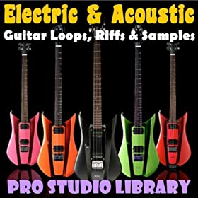 electric acoustic guitar loops riffs samples pro studio library mp3 downloads. Black Bedroom Furniture Sets. Home Design Ideas