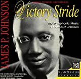 echange, troc Johnson, Alsop, Concordia Orchestra - Victory Stride: Symphonic Music of James Johnson