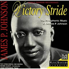 Victory Stride: Symphonic Music of James Johnson