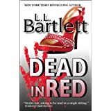 Dead In Red (The Jeff Resnick Mysteries) ~ L.L. Bartlett