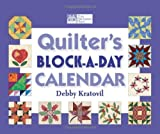 Quilters Block-a-day Perpetual Calendar
