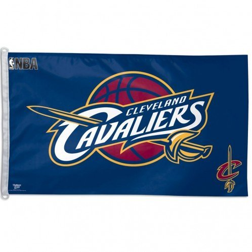 Cleveland Cavaliers 3'x5' Flag (Package of 2)