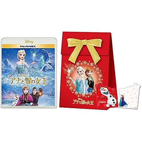 【早期購入特典あり】アナと雪の女王 MovieNEX [ブルーレイ+DVD+デジタルコピー(クラウド対応)+MovieNEXワールド](「アナと雪の女王」オリジナル ギフトバッグ付) [Blu-ray]
