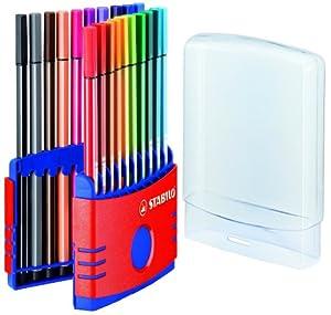 STABILO Pen ColorParade 20er Etui - Fasermaler