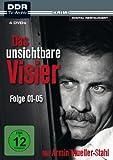 Das unsichtbare Visier (Folge 01 - 05) (DDR TV-Archiv) [3 DVDs]