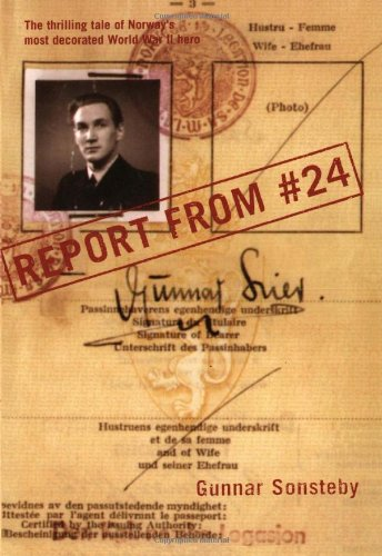 Report From #24 (No. 24)