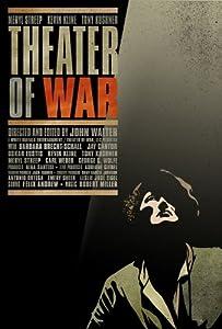 Theater of War Poster Movie 11x17 Meryl Streep Kevin Kline Tony Kushner George C. Wolfe