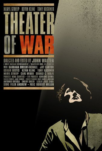 Theater of War Poster Movie 11x17 Meryl Streep Kevin Kline Tony Kushner George C. Wolfe