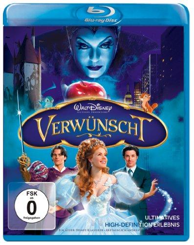 Verwünscht [Blu-ray]