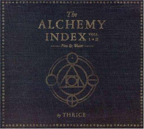 Thrice Alchemy Index Vinyl Thrice The Alchemy Index