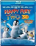 Happy Feet Two [Blu-ray 3D + Blu-ray] (Bilingual)