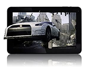 """Android 4.4 Kitkat - 10.1"""" Fusion5 Xtra Space 32gb Tablet Pc - Quad-core Cpu - Powerful Gpu - Sleek Design - Bluetooth - Flat 50% Off - Limited Time Offer from FUSION5"""