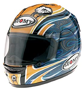 Suomy Spec-1R Gadea Helmet (Yellow, XX-Large)