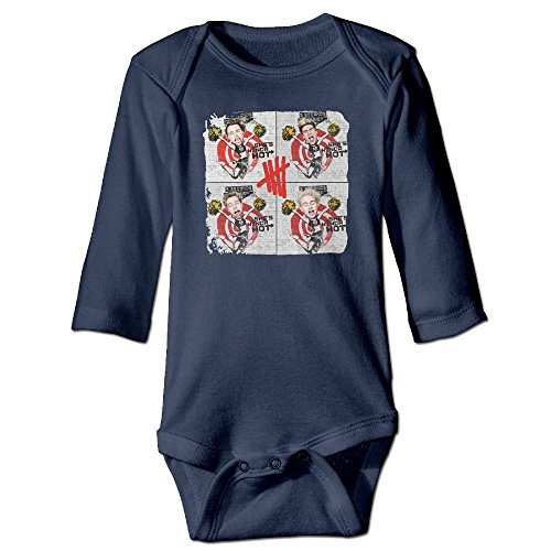 Kids Baby 5sos 5 Seconds Of Summer Team Long-sleeve Romper Jumpsuit Navy (5sos Merchandise For Girls compare prices)