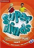 Super Minds Level 4 Presentation Plus DVD-ROM