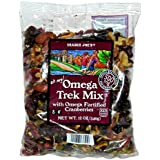 Trader Joe's Omega Trek Mix with Fortified Cranberries (12 oz)