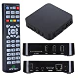 Dual Core Android 4.2 1.6Ghz WIFHD 1080P Smart TV Box by Egodirect