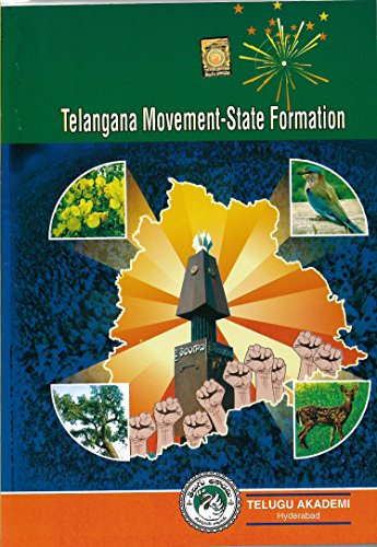 Telangana Movemenet - State Formation [ ENGLISH MEDIUM ]