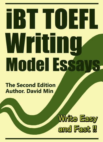 ibt toefl essay Have confidence — even when you don't know what to write analyze models essays from students who got toefl ibt writing scores of 27 and 29.