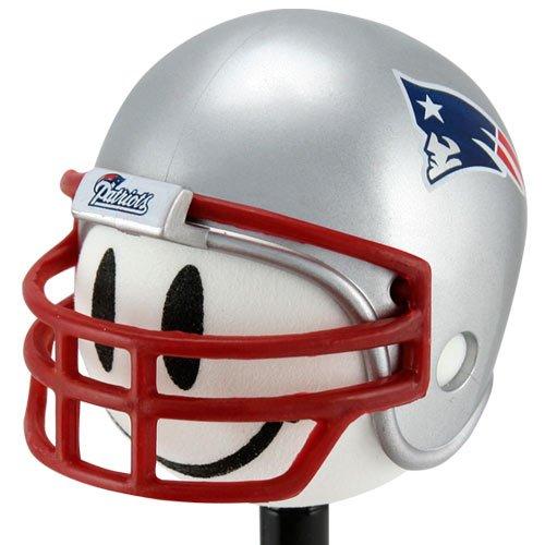 [해외]NFL 뉴 잉글랜드 애국자 축구 헬멧 안테나 토퍼/NFL New England Patriots Football Helmet Antenna Topper