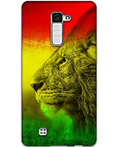 Hugo LG K7 Back Cover Hard Case Printed Designer Multicolour