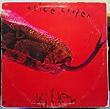 ALICE COOPER KILLER vinyl record