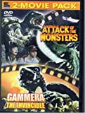 echange, troc Sci Fi: Attack of the Monsters / Gamera the [Import USA Zone 1]