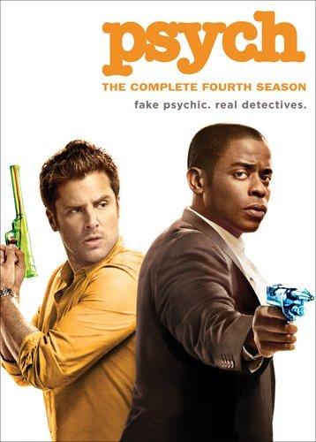 Psych, Season 4
