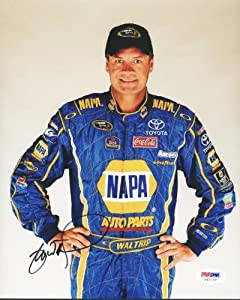 MICHAEL WALTRIP NASCAR SIGNED AUTHENTIC 8X10 PHOTO AUTOGRAPHED CERTIFICATE OF... by Press Pass Collectibles