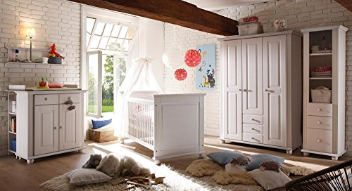 babyzimmer kinderzimmer komplett set babym bel. Black Bedroom Furniture Sets. Home Design Ideas