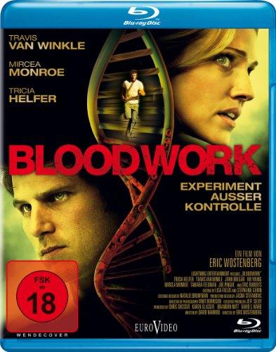 Bloodwork - Experiment außer Kontrolle [Blu-ray]