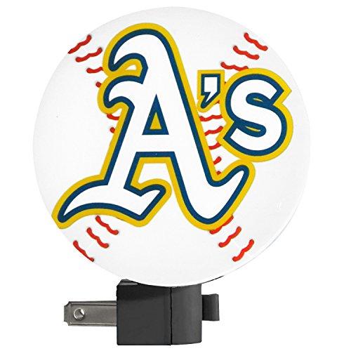 MLB Oakland Athletics Night Light - 1